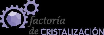 (LOGO) La Factoría de Cristalización